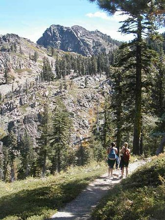 Gold Lake Lodge: On the Pacific Crest Trail