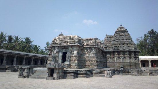 Somnathpur Temple: The Kesava Temple