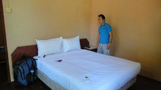Kapas Island Resort: room