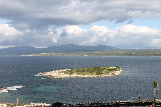 Euphoria Aegean Resort & Spa: view from hotel room