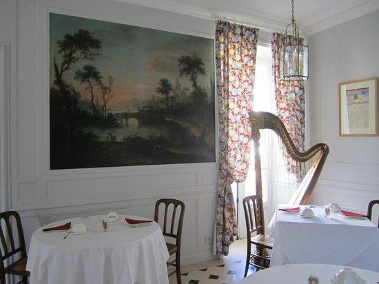 Domaine De Kerbastic: Salle petit-déjeuner