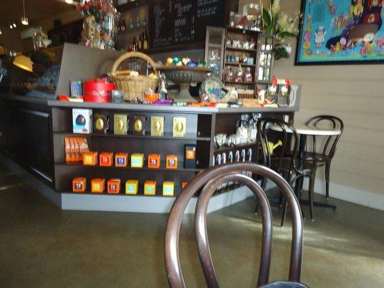 Service A Cafe Ridgway