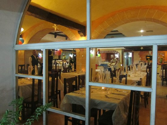 Be Live Experience Las Morlas: Dining area