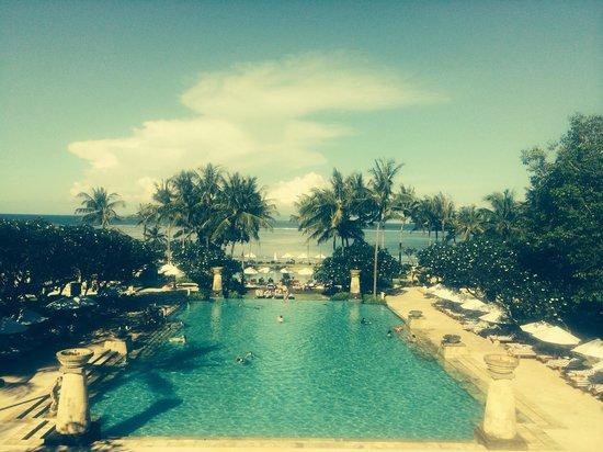 Conrad Bali: Paradise
