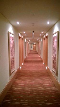 Ibis Mall Of The Emirates : Hallway
