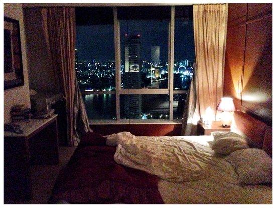 TheRiverSideBangkok Elegant Apartments: Bedroom Jasmin Apartment