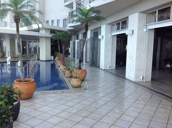 Grandvrio Resort Ishigakijima Grandvrio Garden: ロビー プールフロア