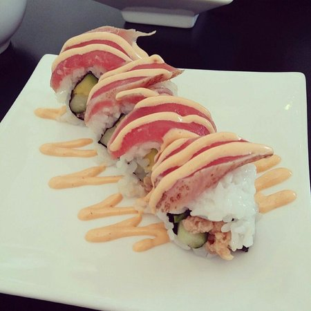Aisuru Sushi: Sunburnt Roll