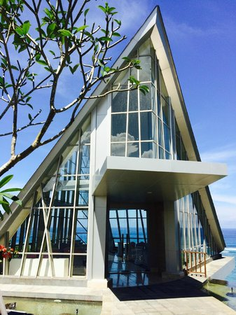 Samabe Bali Suites & Villas : Pearl Chapel