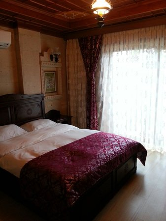Saruhan Hotel: Camera 301