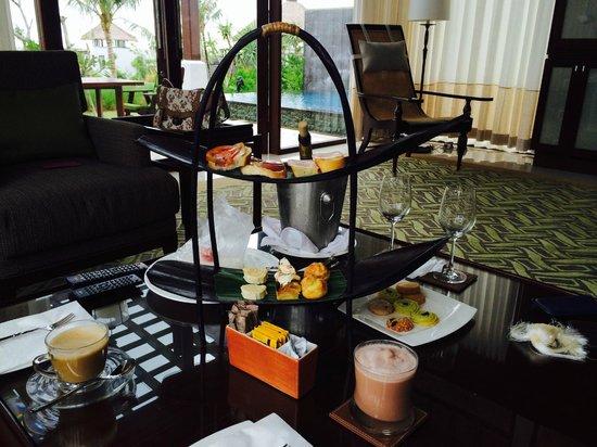Hotel Rooms in Nusa Dua  The St Regis Bali Resort
