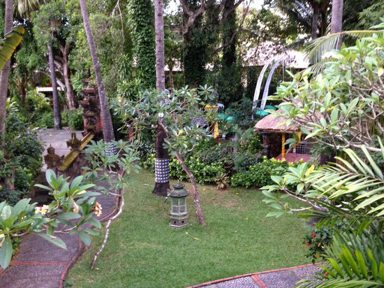 Mercure Resort Sanur : Beautiful gardens!