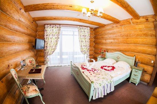 Park Hotel Baikal 21: Номер делюкс