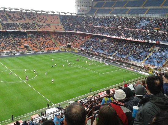 Stadio Giuseppe Meazza (San Siro) : curva sud