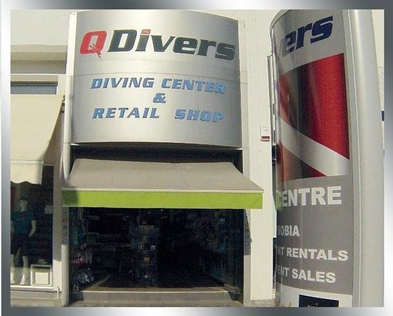 ‪Q Divers Diving Centre & Retail Shop‬