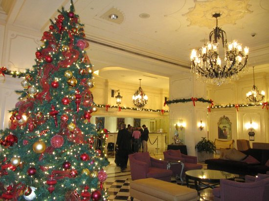 Crowne Plaza Hotel Astor-New Orleans: Lobby