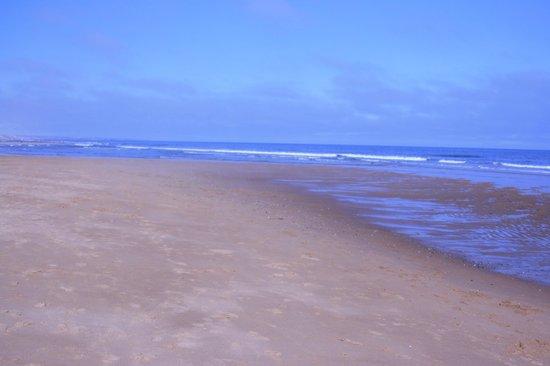 Balmedie Beach : A lot sun with little wind