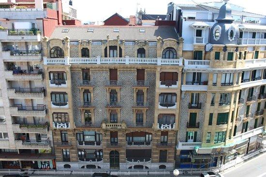 Hotel de Londres y de Inglaterra: vistas
