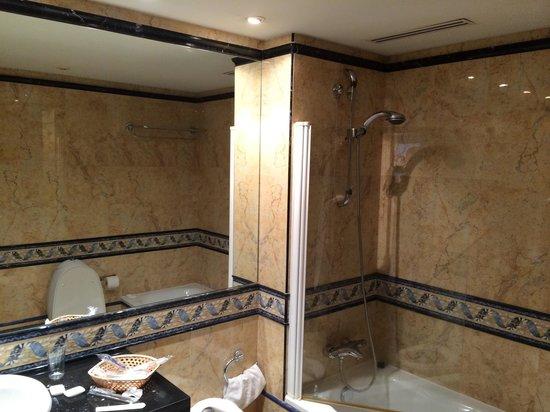 Hotel Amadeus: Baño amplio