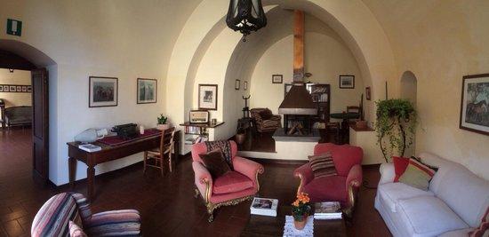 Il Granaio dei Casabella: The reading room