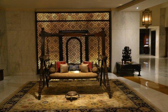 Taj Palace Hotel: Entrada al hall