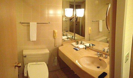 Hilton Nagoya : Bathroom
