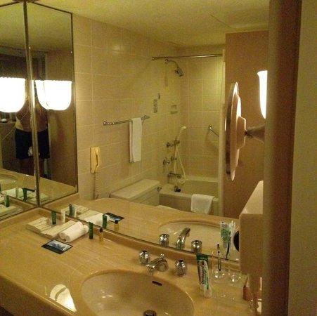 Hilton Nagoya : Total of bathroom