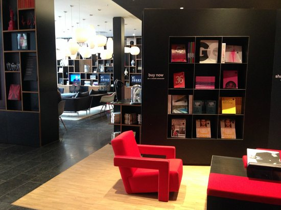 citizenM London Bankside : Lobby