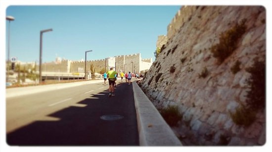 Kaplan Hotel: Jerusalem Marathon
