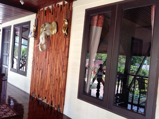 Ao Nang Home Stay: l entree