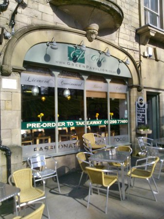 Cafe at The Green Pavilion: Cafe