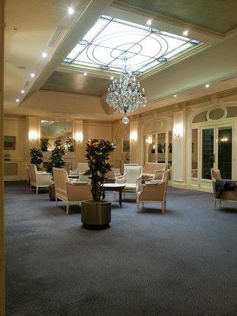 Hotel Saint Petersbourg : salon