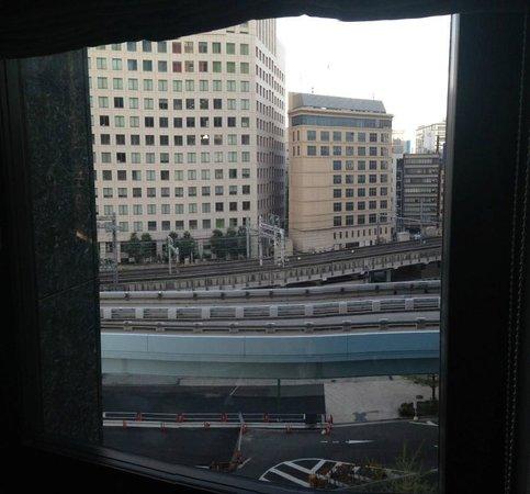 Hotel Villa Fontaine Tokyo-Shiodome : Outside view