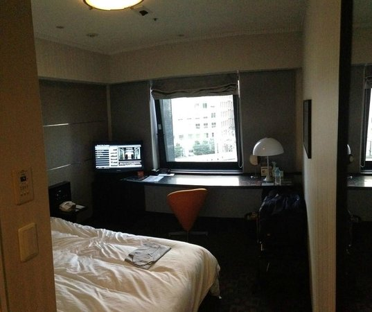 Hotel Villa Fontaine Tokyo-Shiodome : Working areas