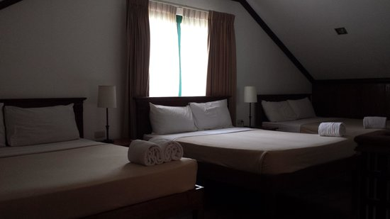 Club Balai Isabel: Suites with Attic - Attic Beds1