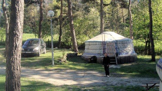 Camping le Reclus : Un pur moment de bonheur !