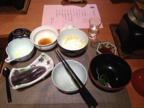 Inatoriso : dinner