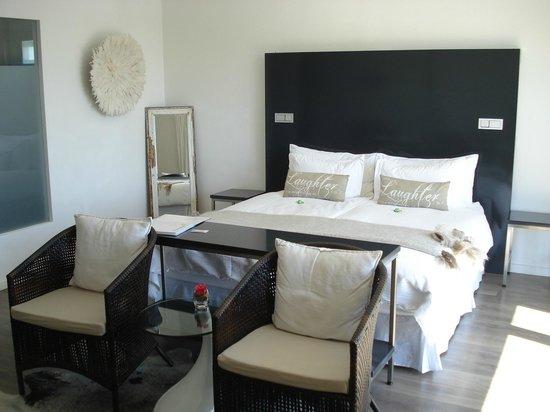 Dysart Boutique Hotel: Bedroom (no 6) Grand Deluxe Sea Facing