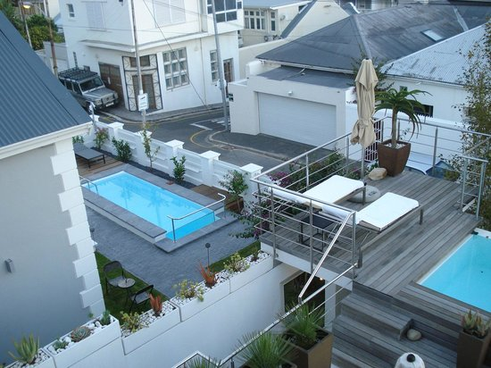 Dysart Boutique Hotel: Infinity Plunge Pool