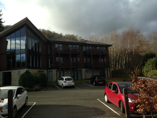 Lodge on Loch Lomond: Our block 2