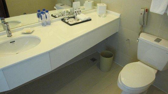 Swissotel Kunshan : Bathroom