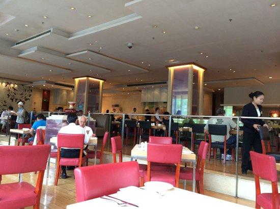 Swissotel Kunshan : Breakfast Place