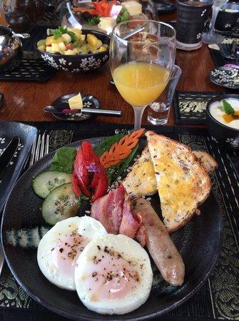 Tivoli Homestay: 早餐继续