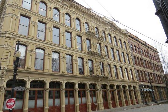 Old Town: Nice Old Buildings