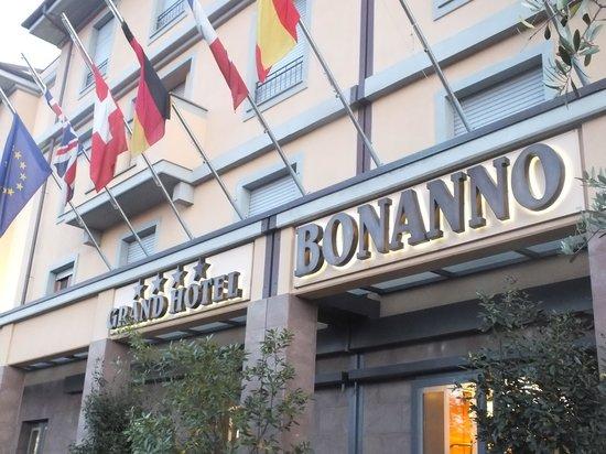 Grand Hotel Bonanno: Our Hotel