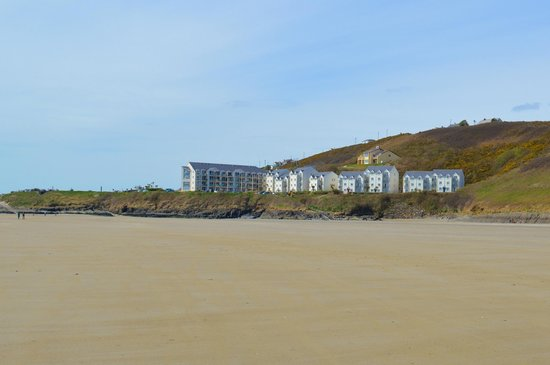 Inchydoney Island Lodge & Spa: Beautiful beachfront location 5 star