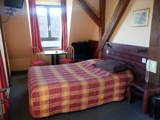 Hotel Dontenville : chambre 12