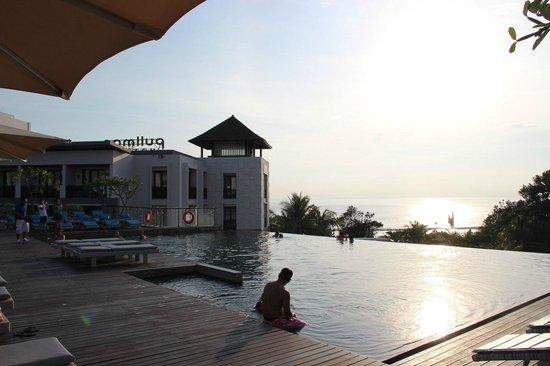 Pullman Bali Legian Nirwana : Pool