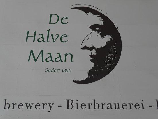 De Halve Maan Brewery : Brewey Logo