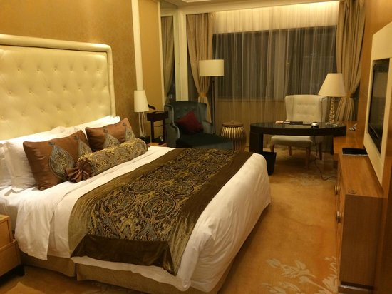 Bohao Radegast Hotel Beijing: Room